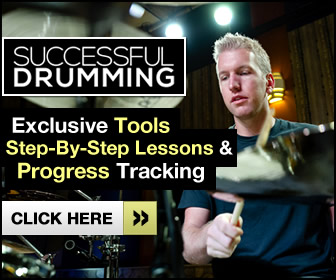 successful drumming