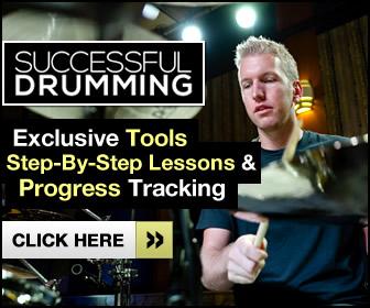successful drumming