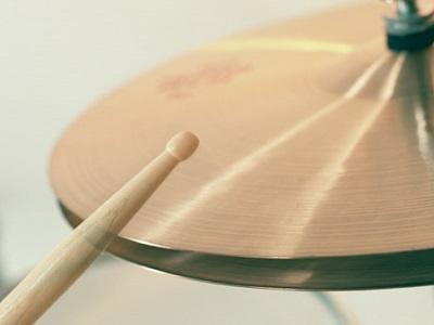 cymbal choke