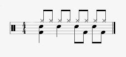 simple motown beat