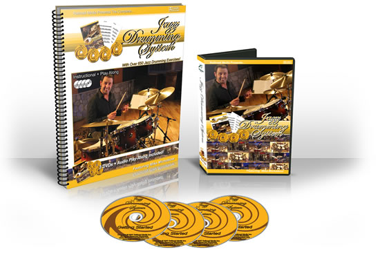Jazz Drumming System Instruction