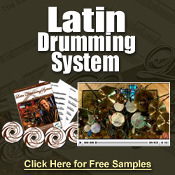 latin drumming system review