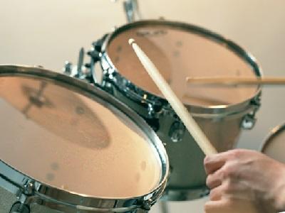 proper drum rolls