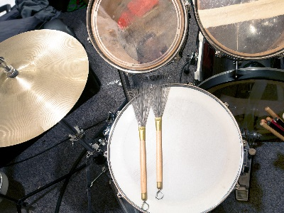 snare comping