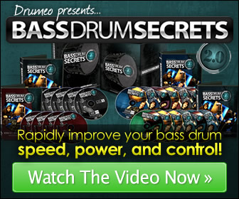 bass drum secrets